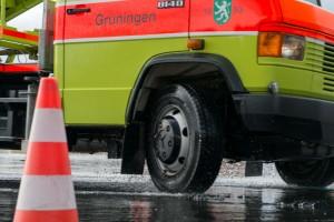 TCS-Fahrtraining